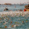 Ironman Swim start 96